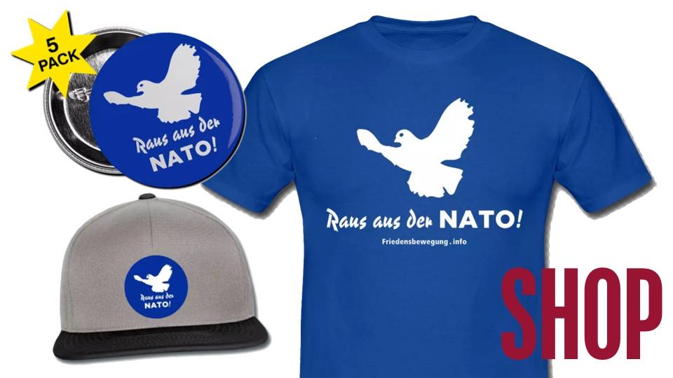 Friedensbewegung Shop